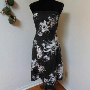 Ann Taylor Strapless Dress Size 8